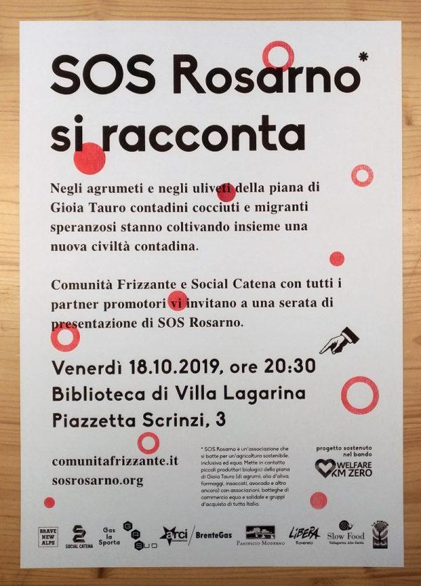 SOS Rosarno si racconta